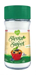 Đường ăn kiêng Hermesetas Stevia 75g – MÃ: 9202