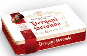 Sôcôla Secondo Cremona (30% Cacao – Sôcôla sữa và 50% CacaoSôcôla đen) – mã: scl0789
