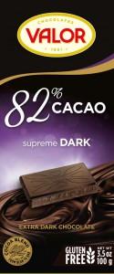 Sôcôla Valor đắng cacao (82%) – mã: SCL4950