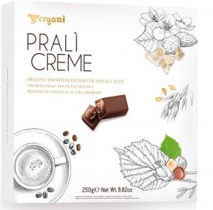 Sôcôla sữa hỗn hợp Assorted Prali Crème (30% Cacao)-mã: scl0974