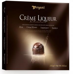 Sôcôla hỗn hợp Crème Liqueur (30% Cacao – Sôcôla sữa và 50% Cacao Sôcôla đen) 375g -mã: scl1004