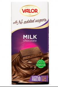 Sôcôla Valor sữa không thêm đường – mã: SCL5795