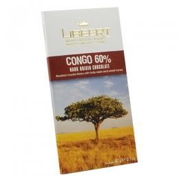 Sôcôla Libeert đắng Congo (60% cacao)-mã: scl6289