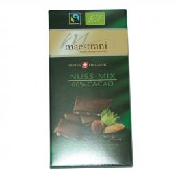 Socola maestrani – 60% Cacao